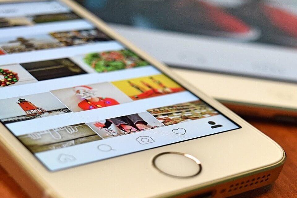 Instagram videochiamate