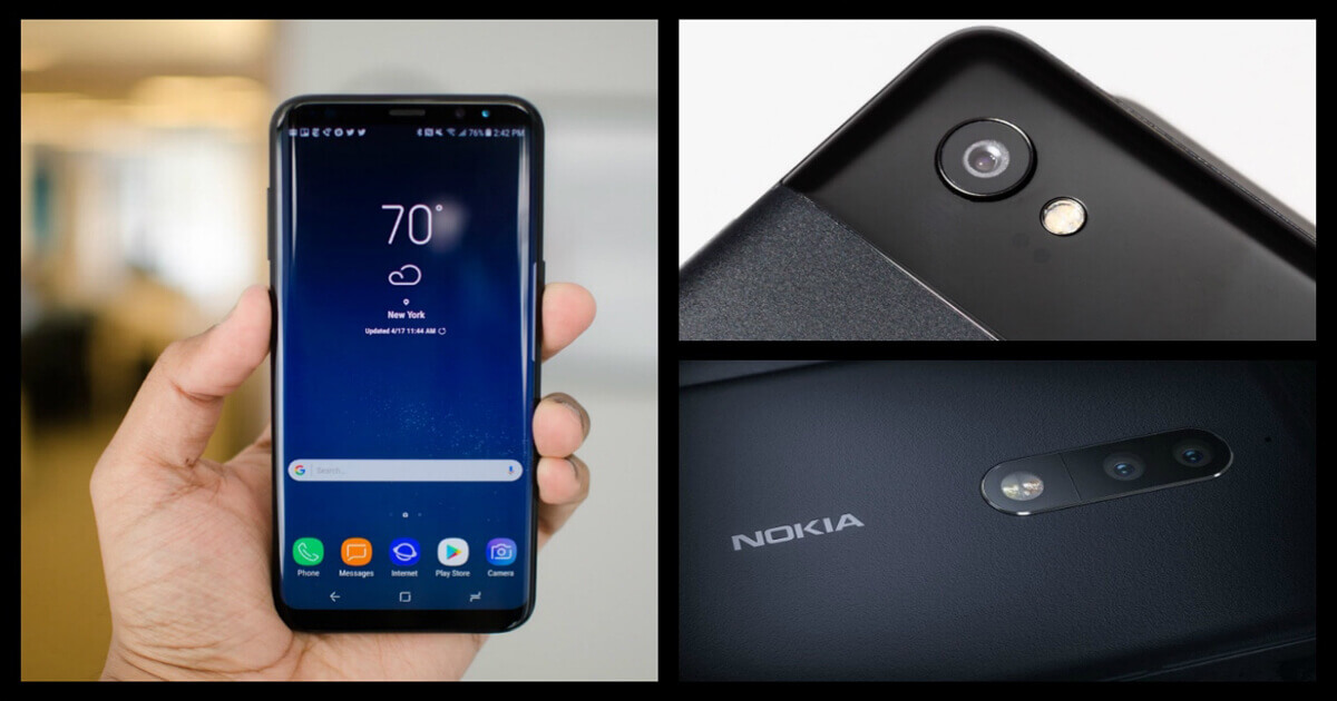 nokia mobile world congress 2018 smartphone
