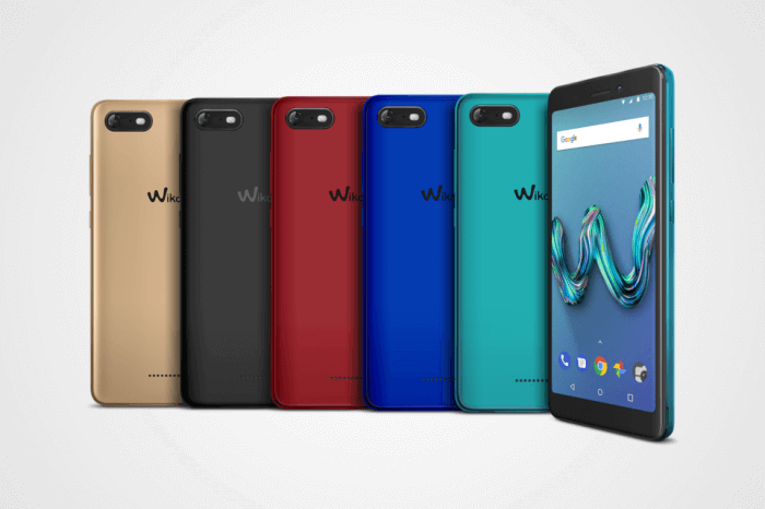 MWC 2018 - Wiko, dall'entry all'Essential