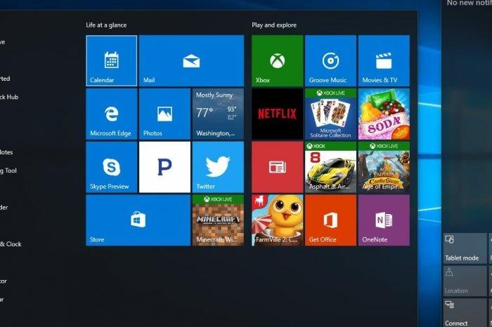 Windows 10 restyling, aggiornamenti in vista della primavera