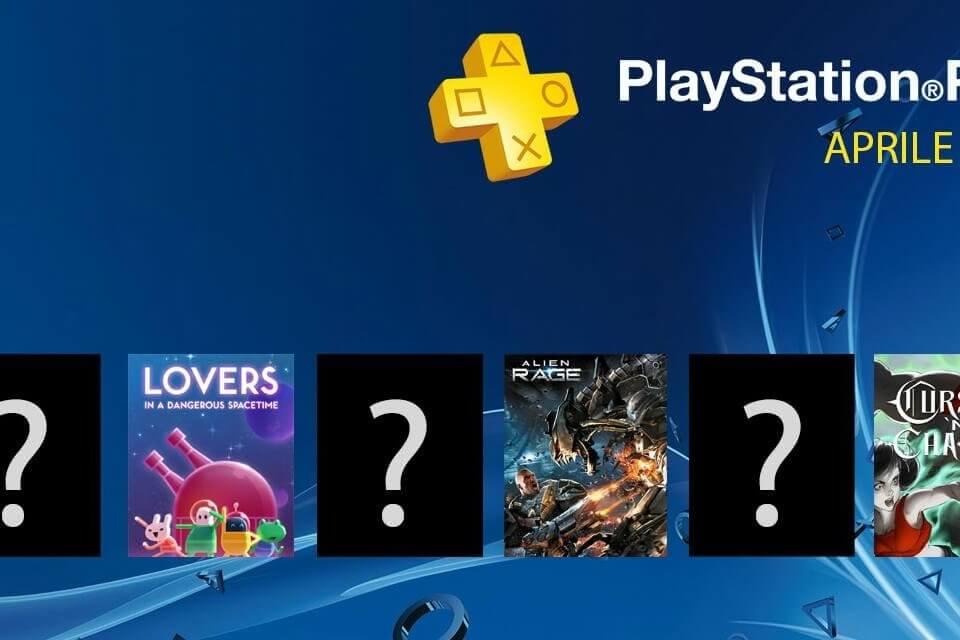 PS Plus giochi Aprile 2018: ecco i videogames gratis del mese