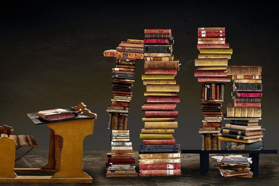 Giornata mondiale del libro: leggo ergo sum