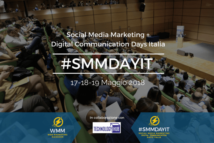 #SMMdayIT 2018, torna a Milano al Technology Hub. Intervista a Andrea Albanese