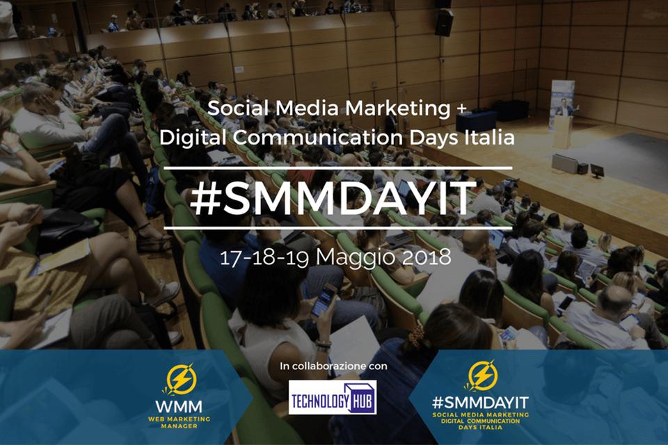 #SMMdayIT 2018, torna a Milano al Technology Hub. Intervista a Andrea Albanese