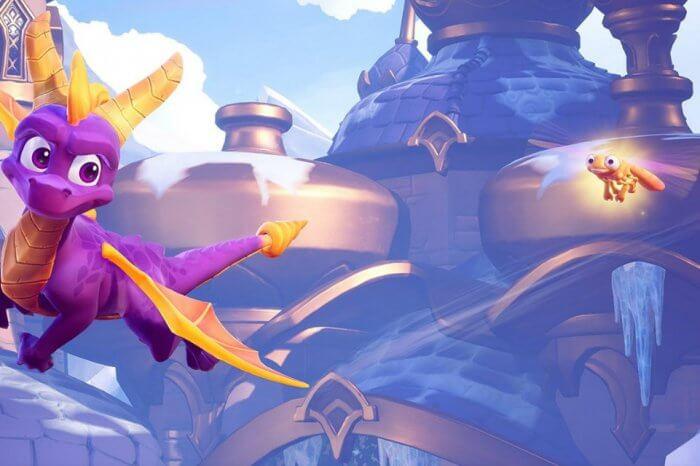 Spyro Reignited Trilogy PS4: in arrivo a settembre, le prime info
