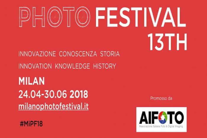 Photofestival 2018: arriva a Milano dal 24 Aprile al 30 Giugno 2018