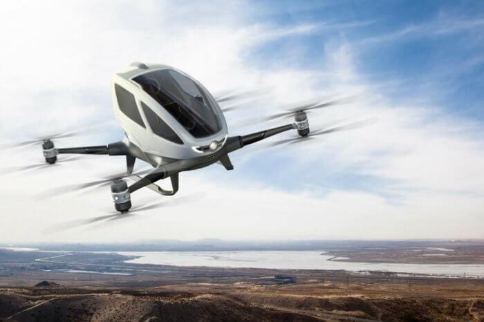 Auto volanti, il futuro con Uber Technologies