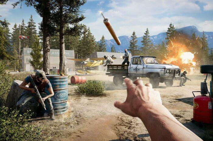 Far Cry 5, nel cuore del Montana il nuovo gioco Ubisoft