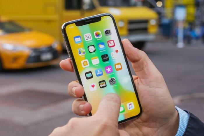 iPhone X trend: lo smartphone Apple al primo posto per vendite globali