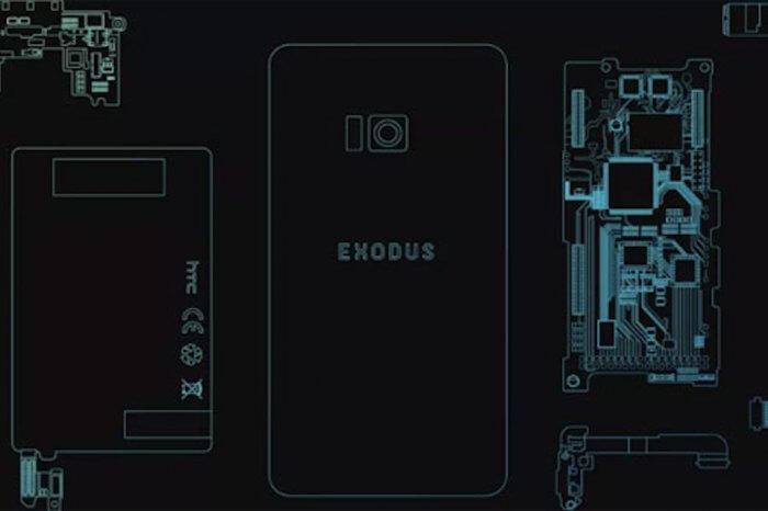 Arriva Exodus, il nuovo smartphone che contiene la tecnologia blockchain