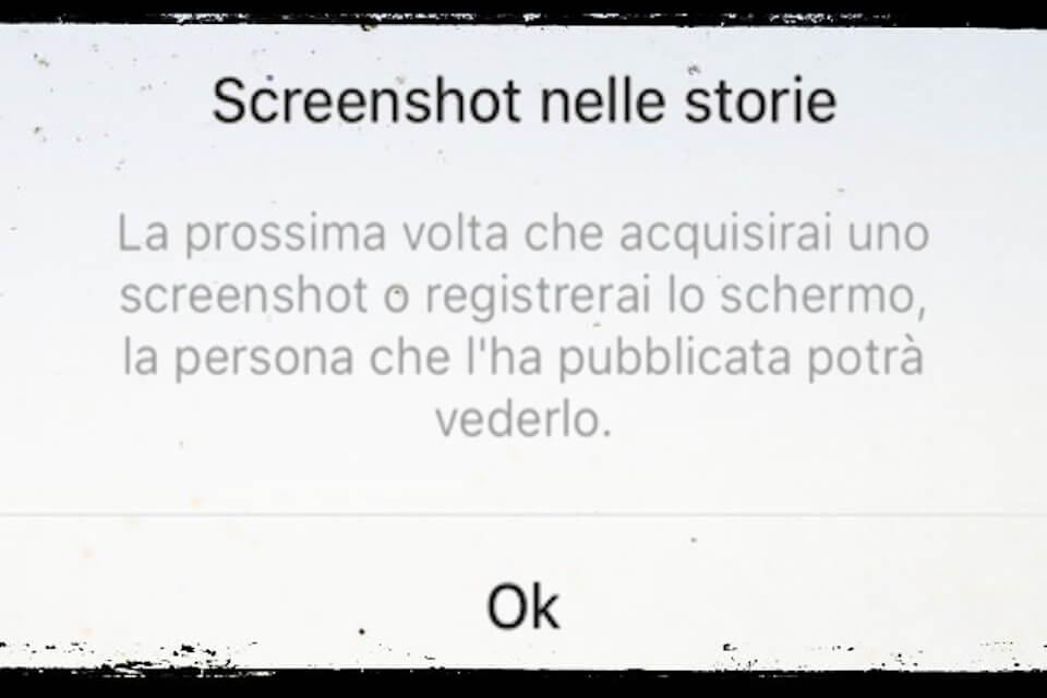 Instagram notifiche Stories: non saremo più avvisati in caso di screenshot