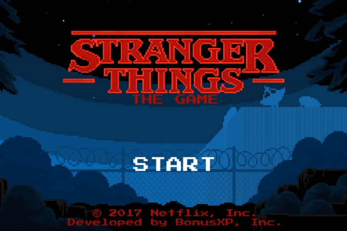 Stranger Things Videogame: pronti a giocare?