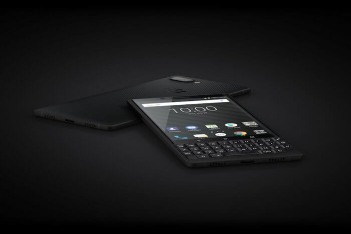 BlackBerry KEY² in Italia: uscita e prezzo del top di gamma con Android