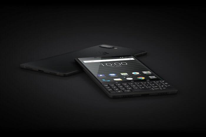 BlackBerry KEY² in Italia: uscita e prezzo del top di gamma con Android
