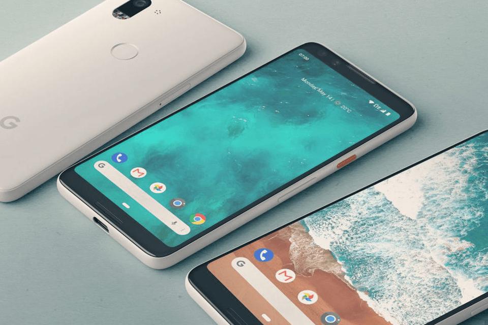 Nuovi Google Pixel: presentazione e notch da 4