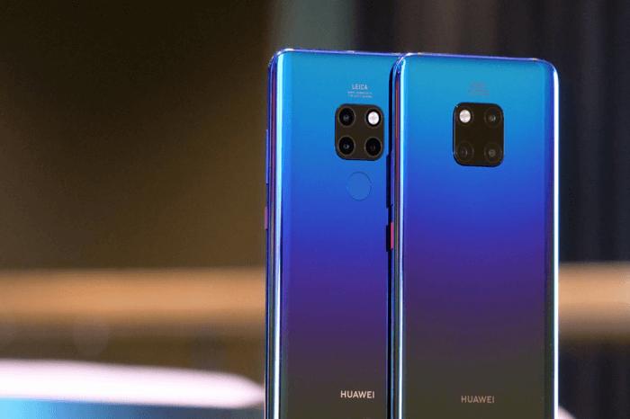 Presentati i nuovi Huawei Mate 20, con sorpresa per il gaming