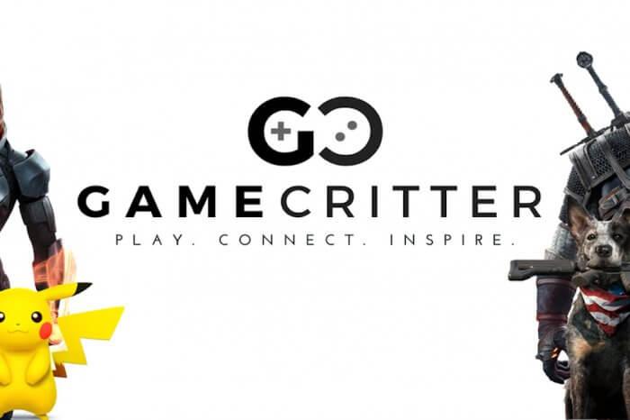Gamecritter: il nuovo social network per gamer