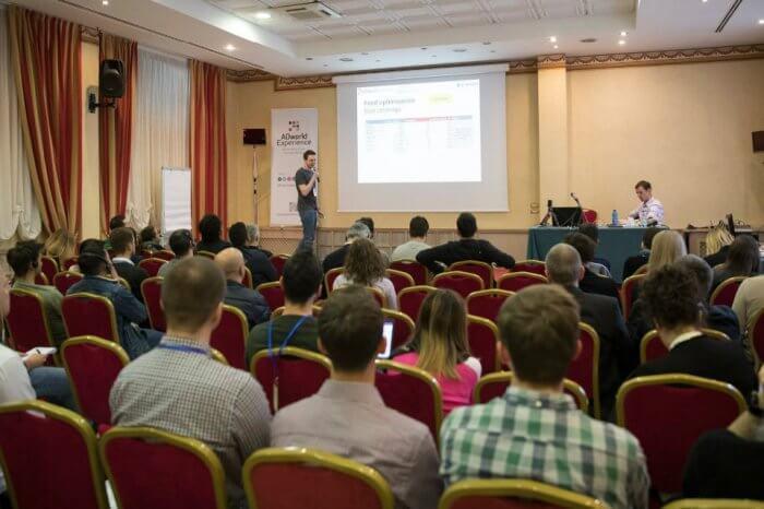 A Bologna l'evento su PPC & CRO: Adworld Experience