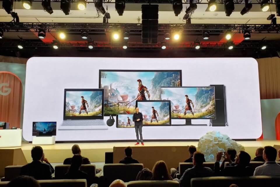 Google Stadia: ecco la nuova piattaforma da gioco in streaming