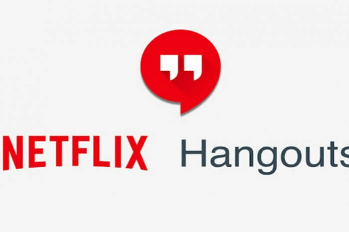 Netflix Hangouts: il nuovo modo per guardare le serie tv in ufficio