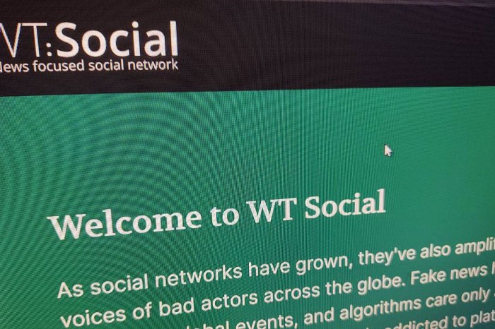 Con WT:Social stop a fake news, troll e clickbaiting