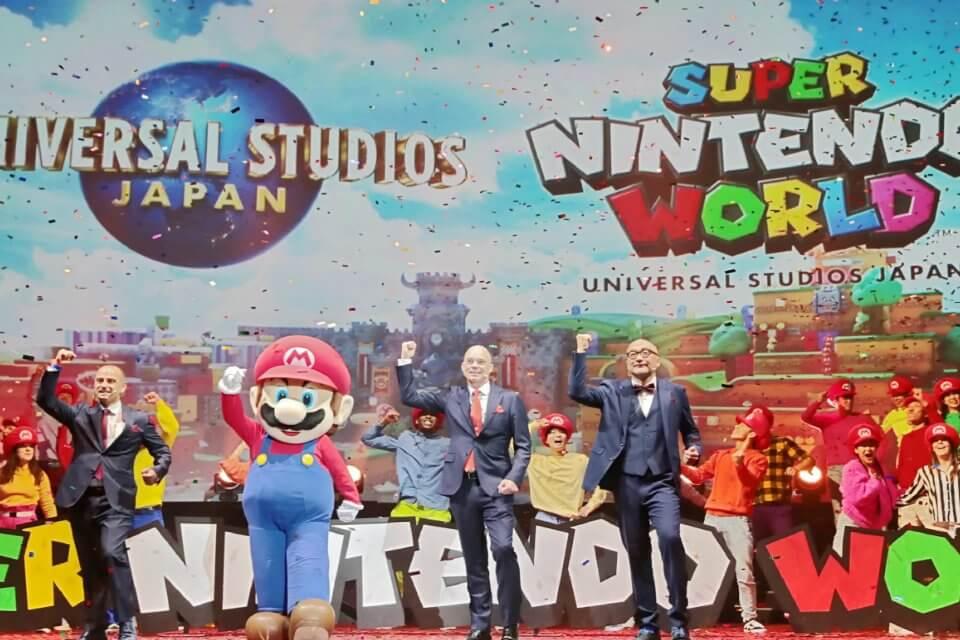 Super Nintendo World: il parco a tema arriverà nel 2020